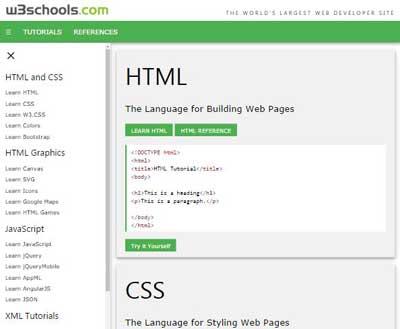 W3 CSS Examples